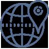 földgömb-ikon